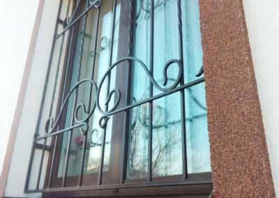 Решетки на окна с трассировкой