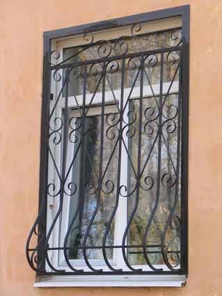 Луковичная решетка на окно от 15.04.19