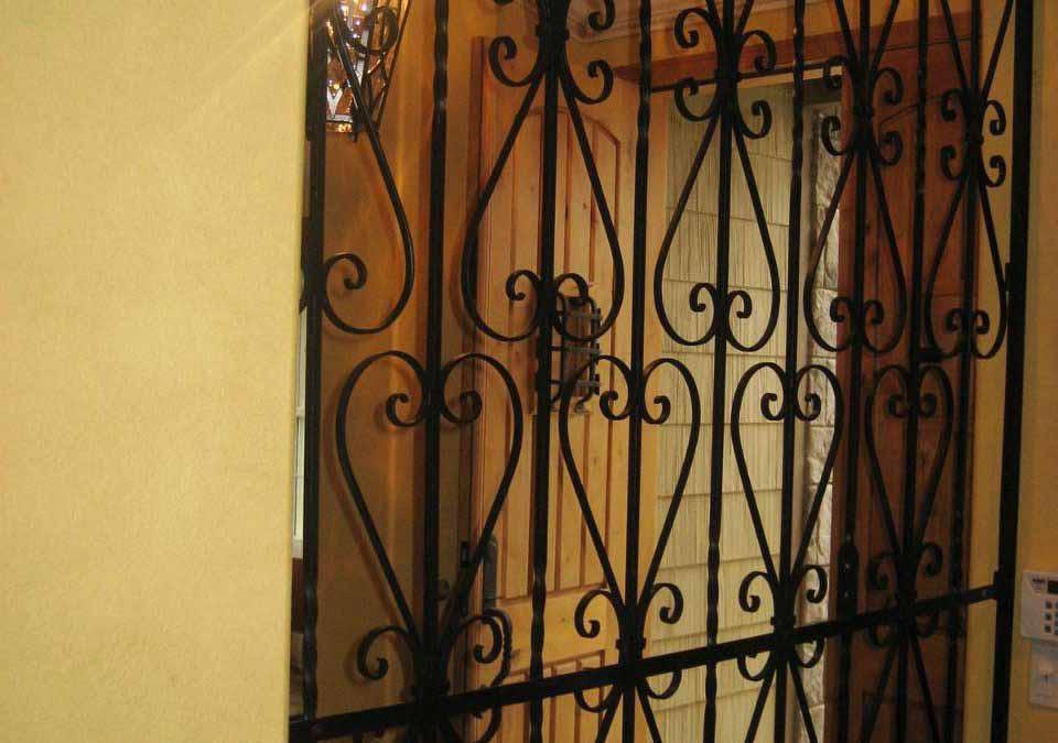 Решетчатые двери от 16.04.19