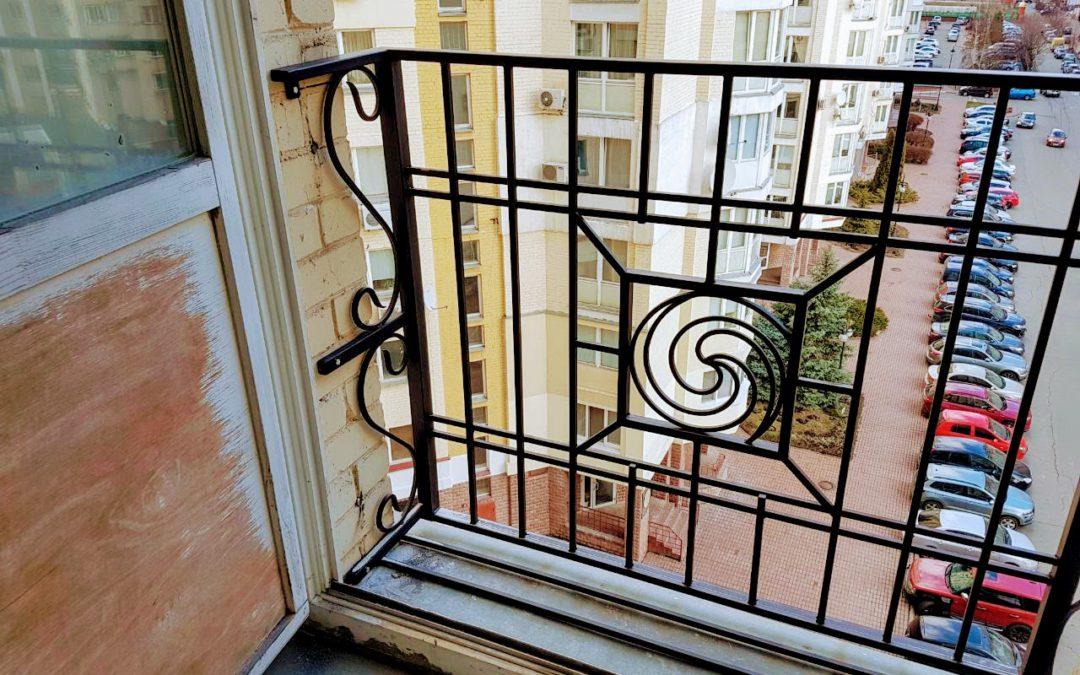 Французский балкон от 05.02.2020