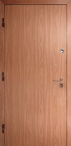 Дверь с ламинат покрытием № 11