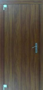 Дверь с ламинат покрытием № 2