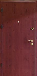 Дверь с ламинат покрытием № 3