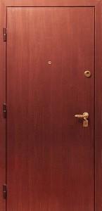 Дверь с ламинат покрытием № 6