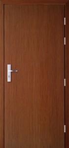 Дверь с ламинат покрытием № 9
